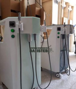 dental suction device