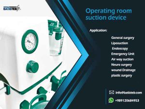 surgery suction device